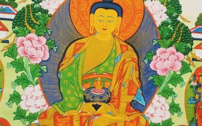 Tibet-Pano-Bordado-de-Seda-Thangkas-Budista-Tibetano-Shakyamuni-Amitabha-Buda-Thangka-Thanka-Budas-Pintura-Decorativa (1)