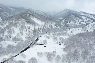Enjoyed winter wonder land (Japan)