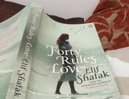 Elif Shafak Forty Rules of Love