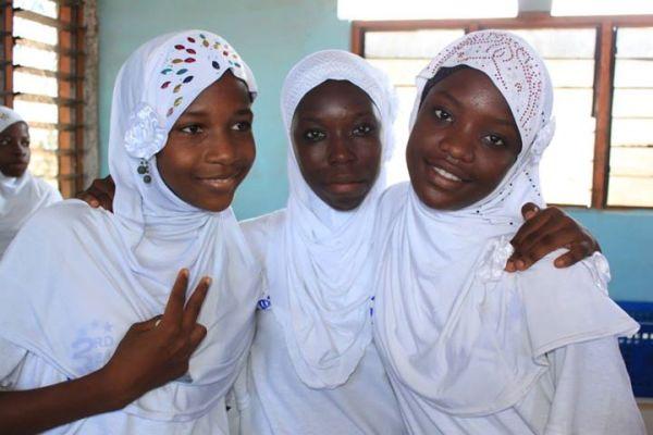 Amina Ismail Daru started Achievers Ghana to help girls in Ghana's slums