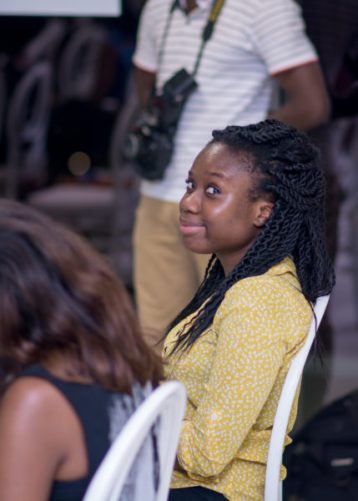 She Hive Accra Co-Founder Yasmin Belo-Osagie / Photo Credit: She Leads Africa