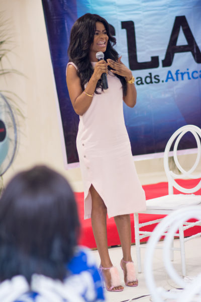 Stylist Tracy Jamila Iddrisu shares fashion tips and trends / Photo Credit: SLA