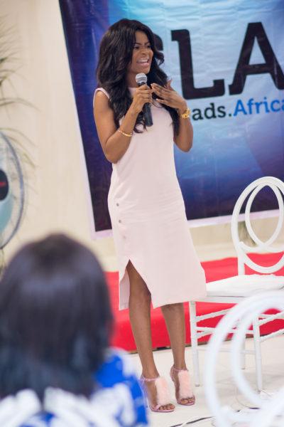Stylist Tracy Jamila Iddrisu shares fashion tips and trends / Photo Credit: SLA