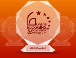 Ghana Blogging & Social Media Awards 2016