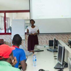 Circumspecte social media training Jemila Abdulai Ghana Made Gift Ideas