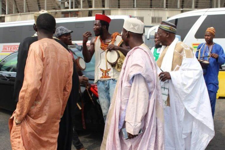 Ghana Inauguration Akufo-Addo Bawumia Circumspecte