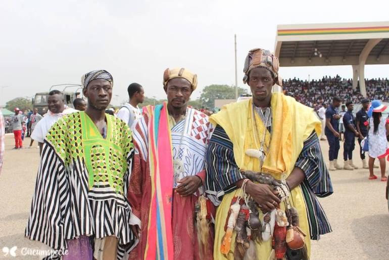 Ghana InGhana President Inauguration Akufo-Addo Bawumia Circumspecteauguration Akufo-Addo Bawumia Circumspecte