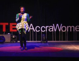 Circumspecte founder, blogger and digital entrepreneur Jemila Abdulai takes the TEDx Accra stage to talk about the value of time and starting small.