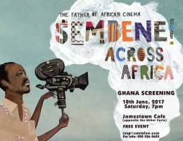 Screening of award-winning film Sembene!