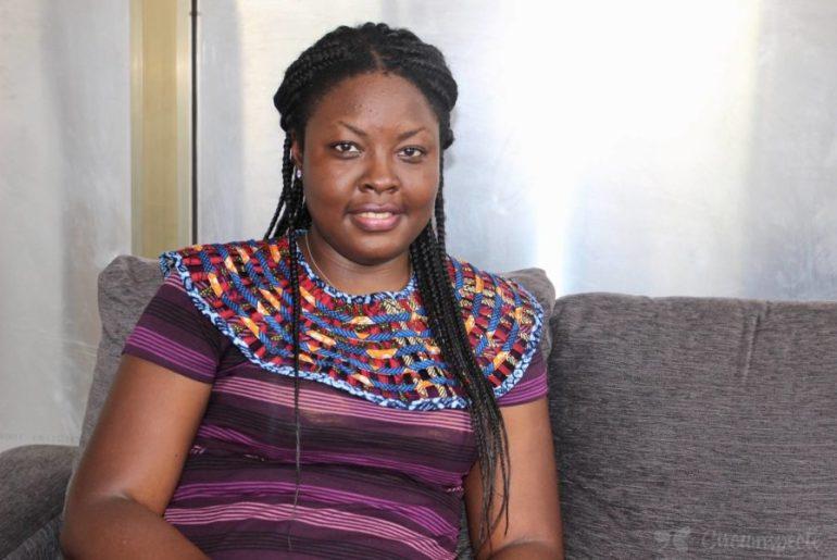 Adjo Dede Asare - CEO of Alfie Designs - African Print Fashion - Circumspecte