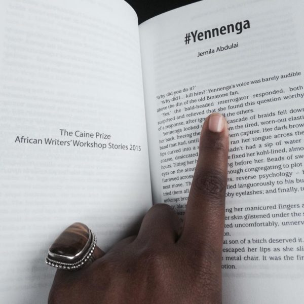 Books to Read: Lusaka Punk featuring #Yennenga