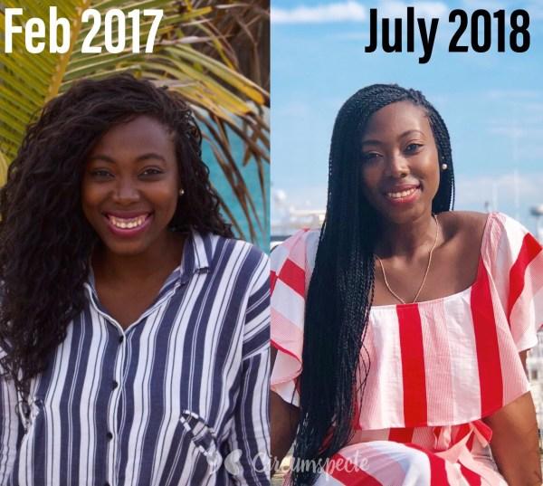 Jemila Abdulai Fitness & Weight Loss Journey