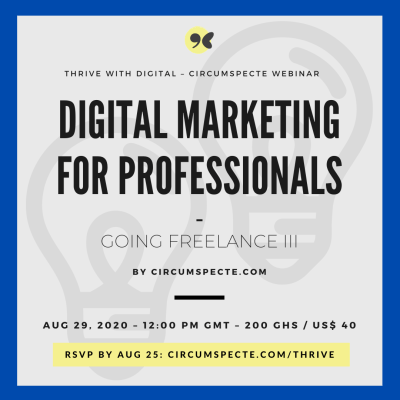 Digital Marketing for Professionals - Circumspecte