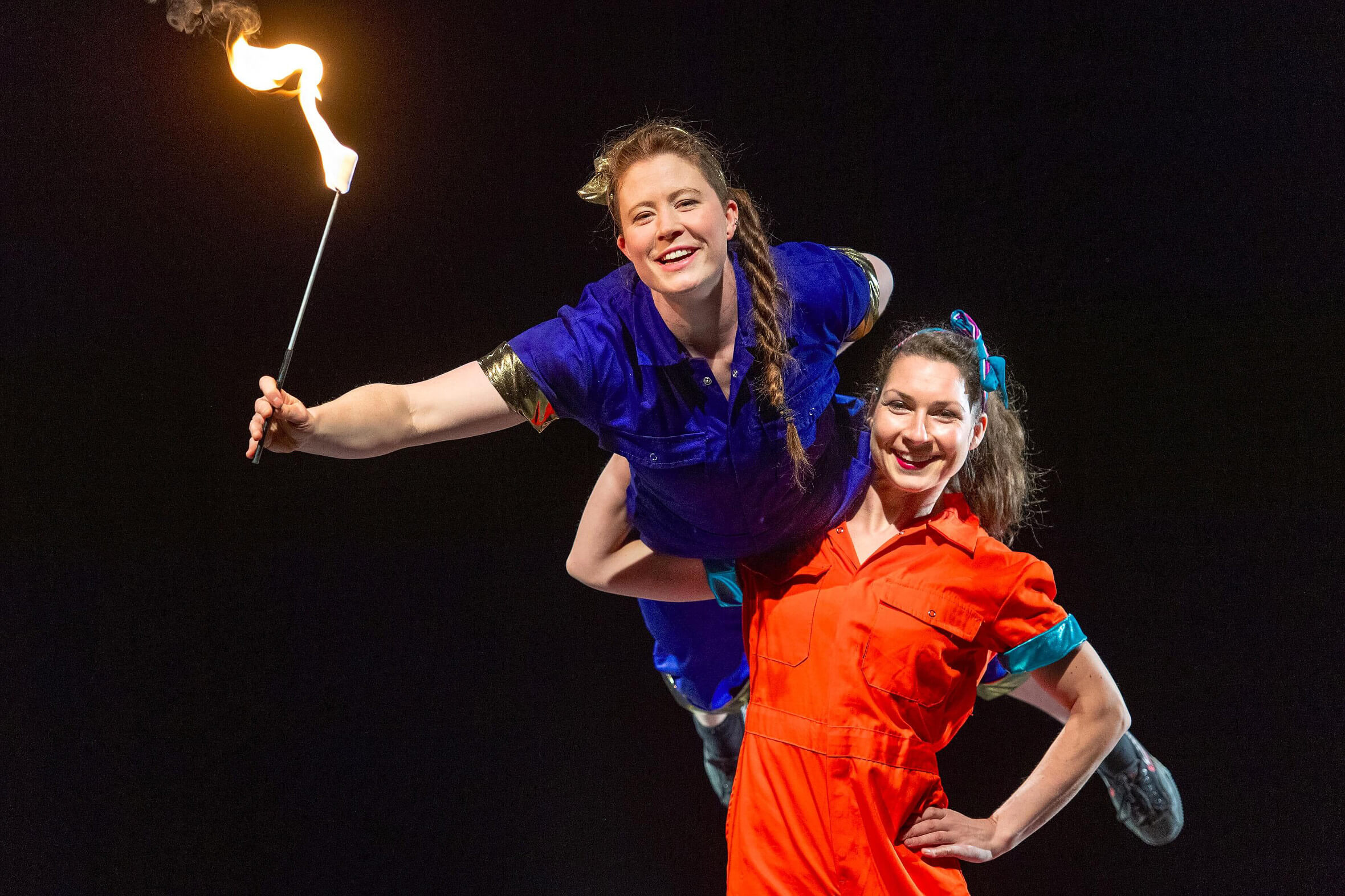 SWS Edinburgh Science Fest Apr 2019 photo credit Ian Georgeson. Courtesy of Circus250