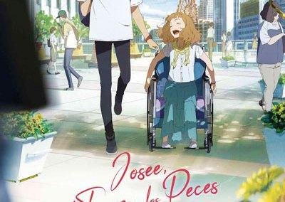 JOSEE, EL TIGRE Y LOS PECES