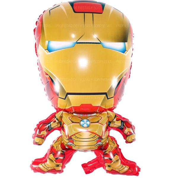 Decoracion Iron man