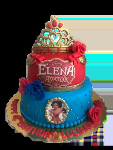 Decoracion Elena de Avalor
