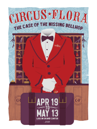 Circus Flora The Case of the Missing Bell Hop