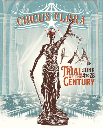 Circus Flora 2020 Poster