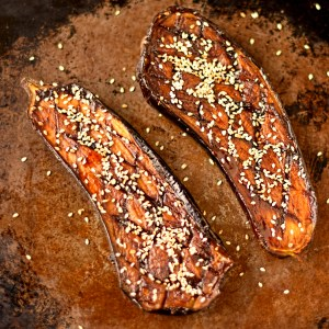 miso-and-sesame-glazed-aubergines-2