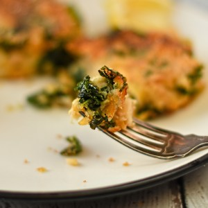 kale-and-butter-bean-fritters-and-fork