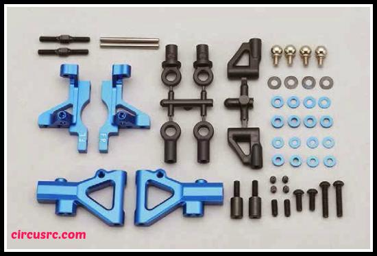 Kit de suspensions spécial DIB/DRB chez Yokomo