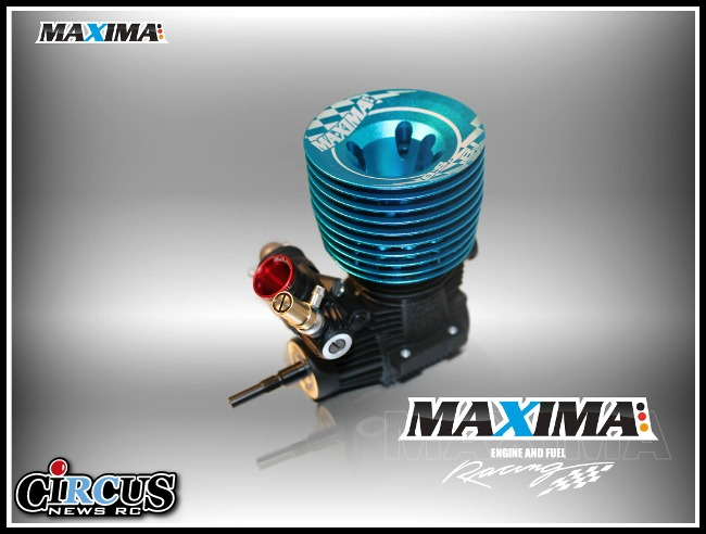 MAXIMA OS 21, le moteur Maxima Fuel base OS