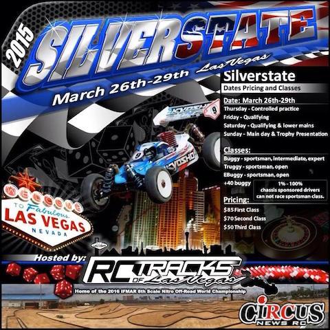 The Silver State Nitro Challenge returns to Las Vegas