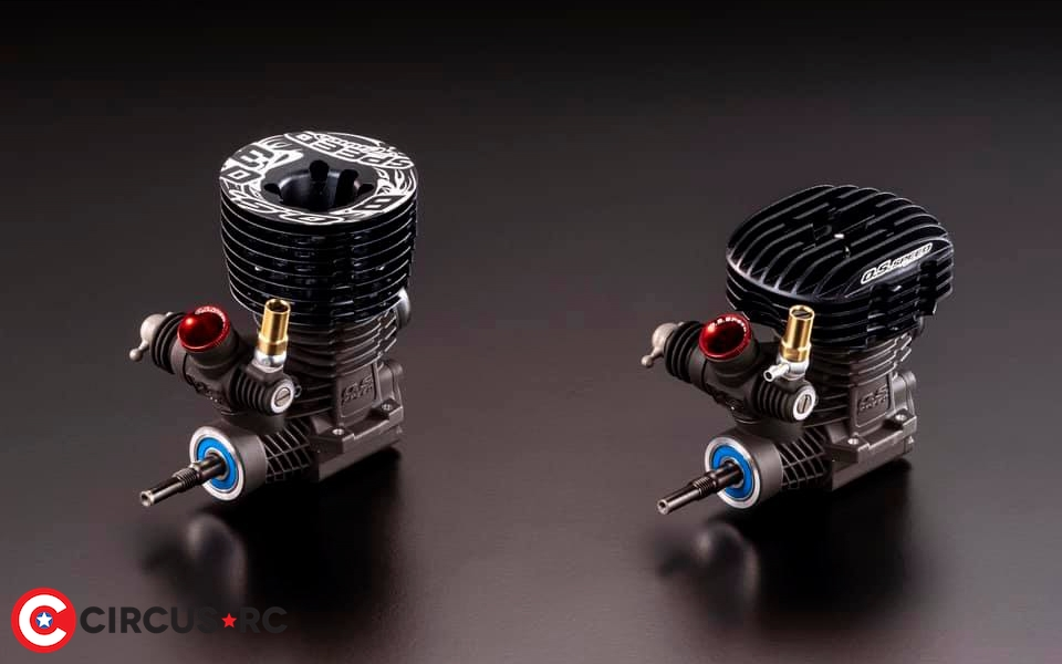 O.S. Engines l Moteurs Speed B2103 Type S & R