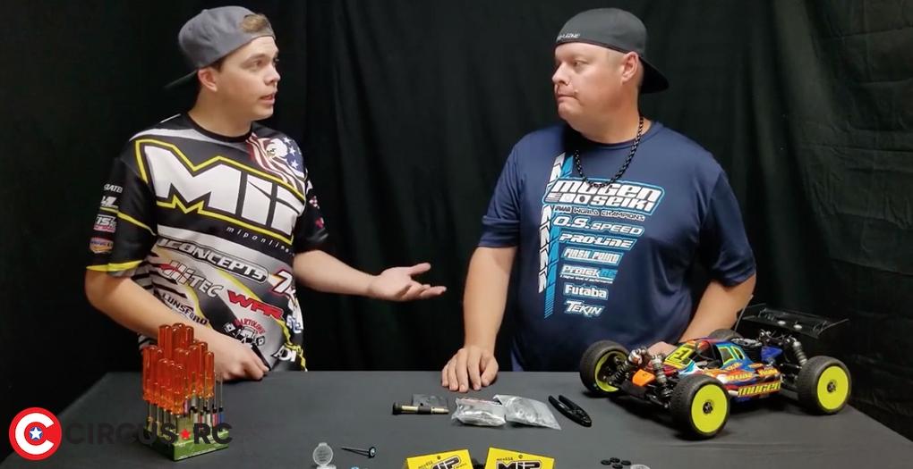 Matt Olson & Adam Drake talk about MIP Bypass1 pistons