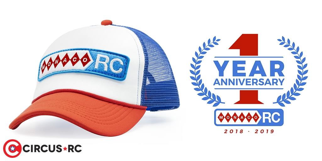 Monaco RC trucker cap