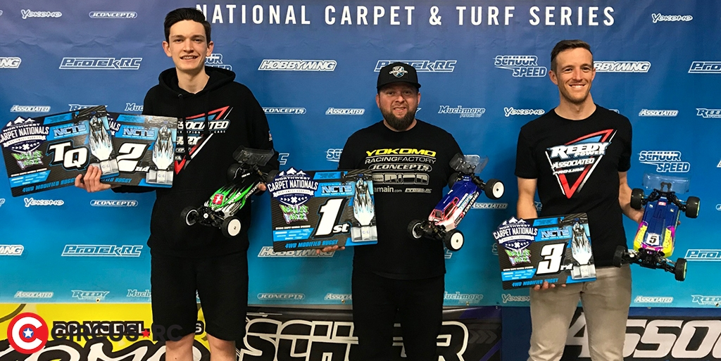 Maifield & Gonzales win at 2019 North West Carpet Nats