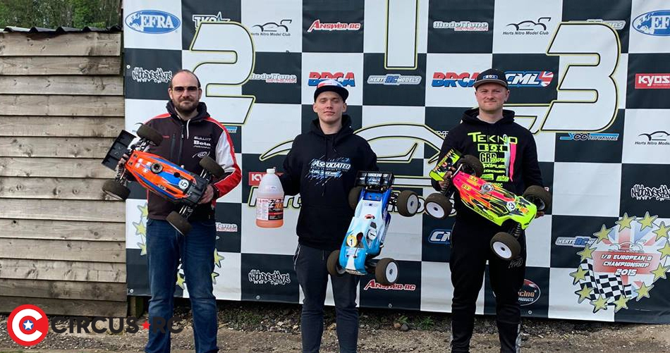 Jamie Clancy TQs & wins at BRCA Nitro Truck Nats Rd1