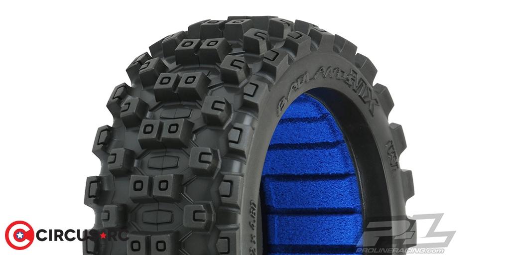 Pro-Line Badlands MX 1/8 buggy tyre