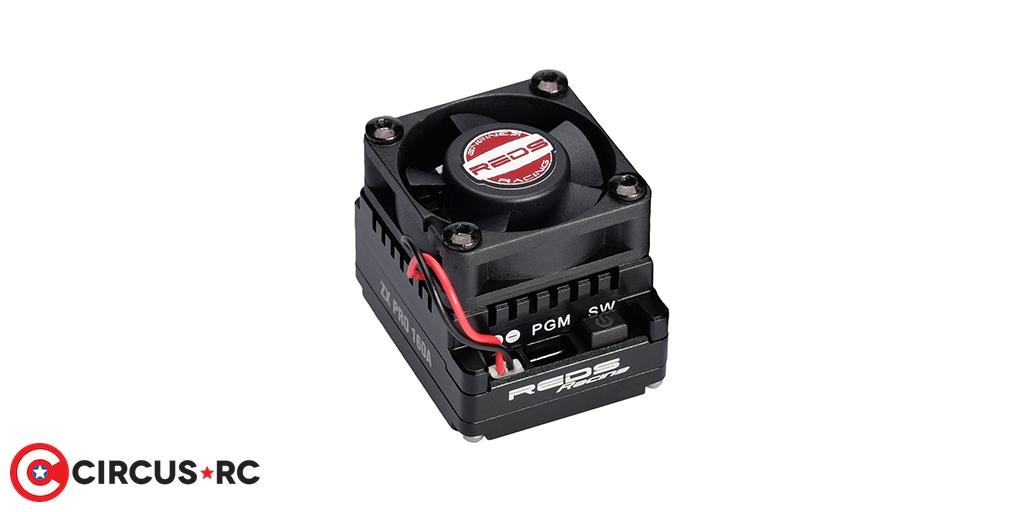 REDS ZX Pro 1/10 speed controller