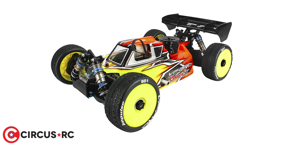 VP-PRO RC8B3.1 CN-B3.1-CL body
