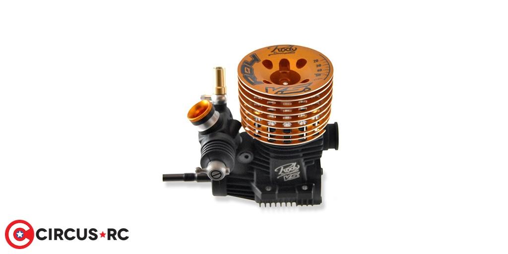 VS Racing VSR04 nitro on-road engine