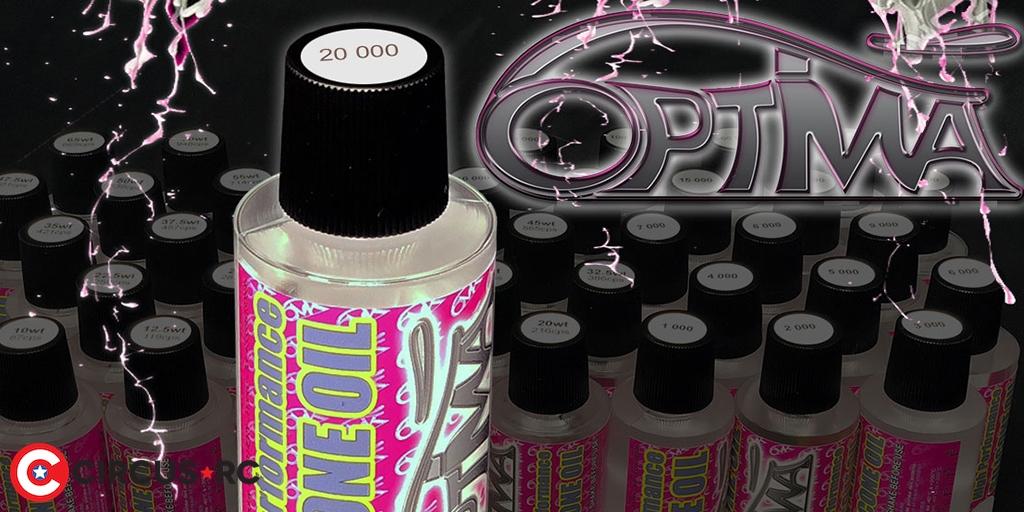 6MIK introduce Optima Silicone oils