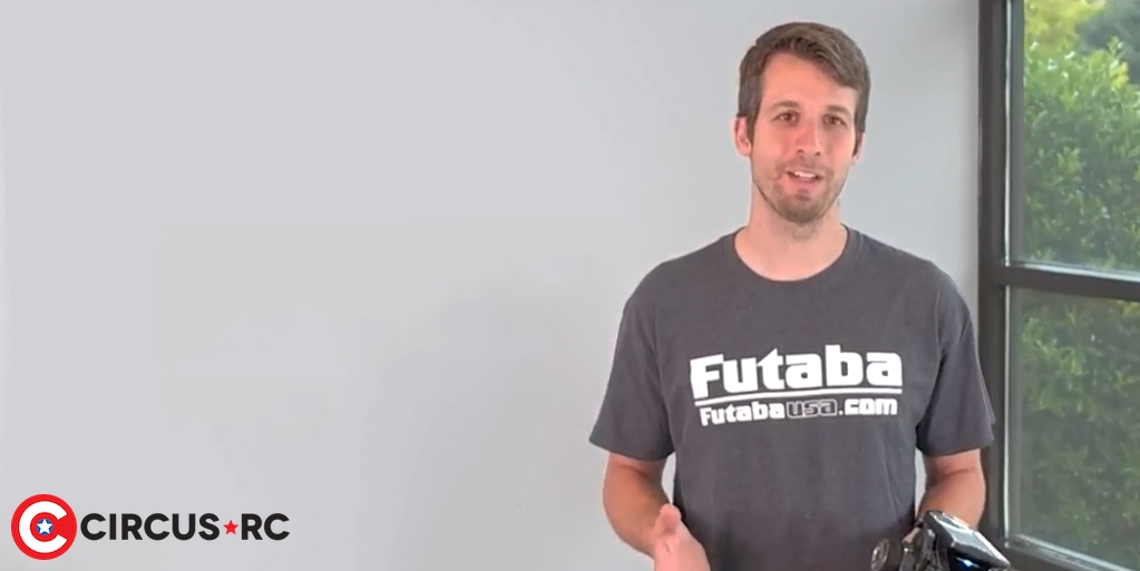 Futaba Pro Tips: Ryan Lutz's Futaba 7PX setup tips