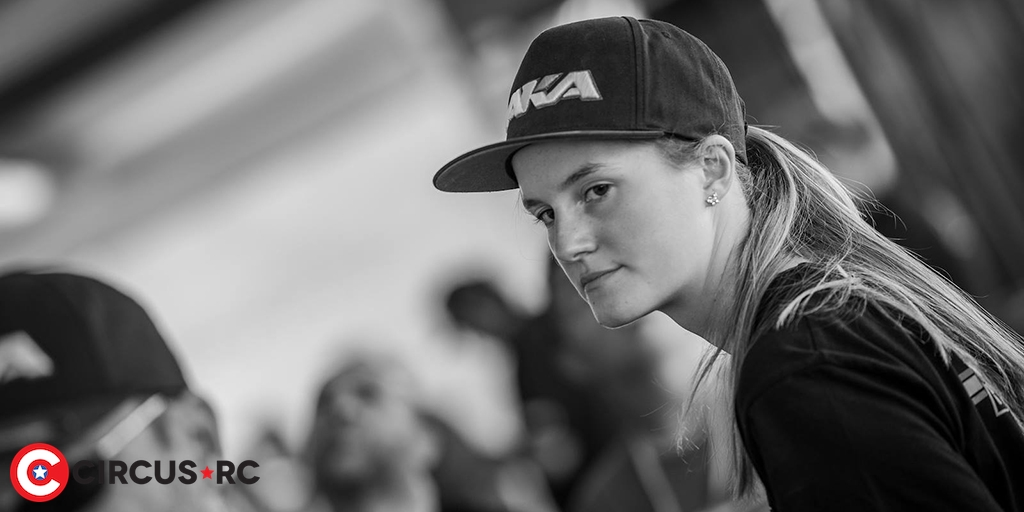 Jessica Pålsson parts way with Kyosho
