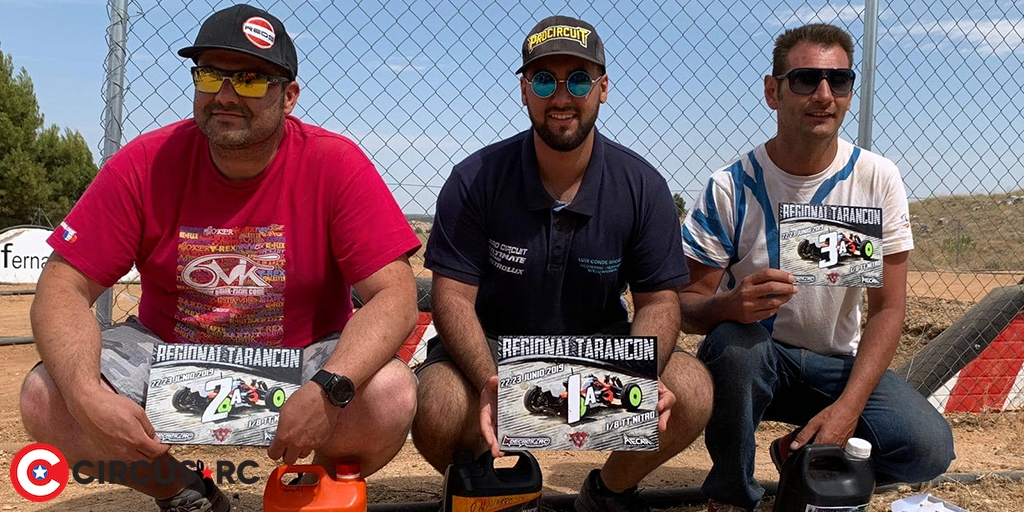 Oscar Navarro sweeps Madrid Buggy Regionals Rd4