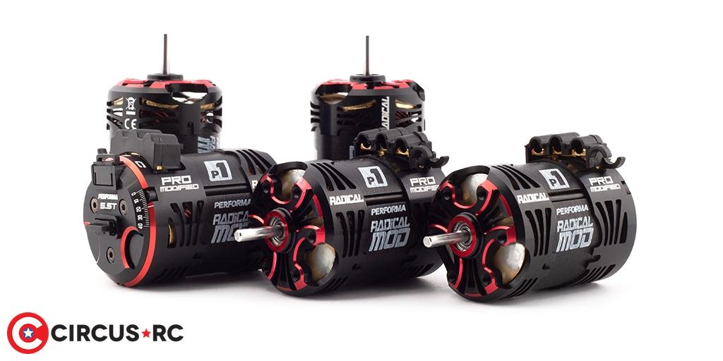 Performa Racing P1 Radical 540 Modified motors