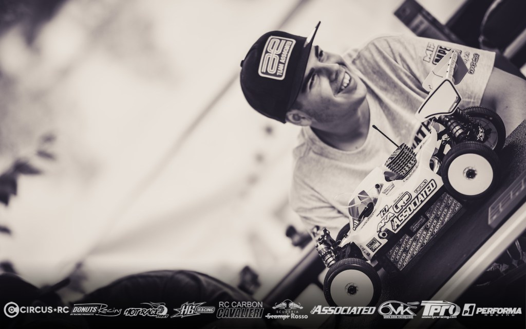 Euro A: Davide Ongaro revient dans la course en Q4