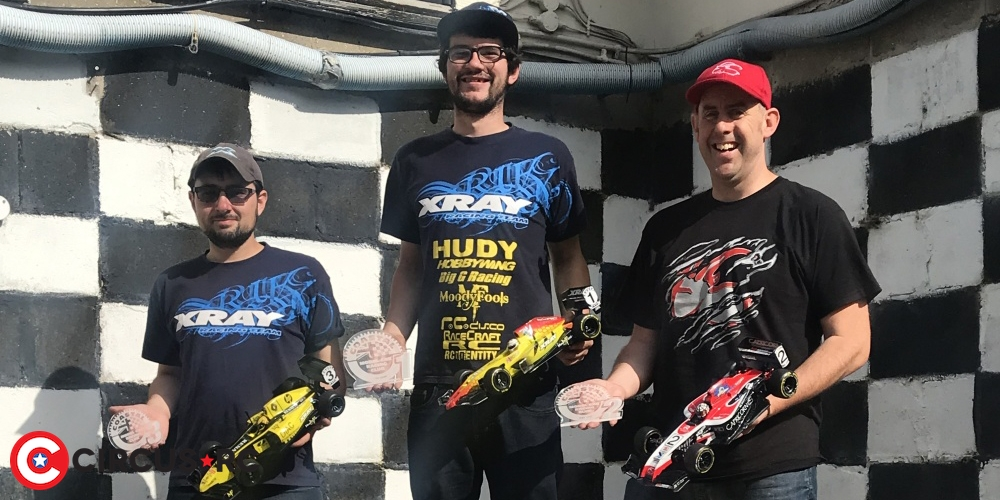 Luke Lee wins at Costal F1 Nationals