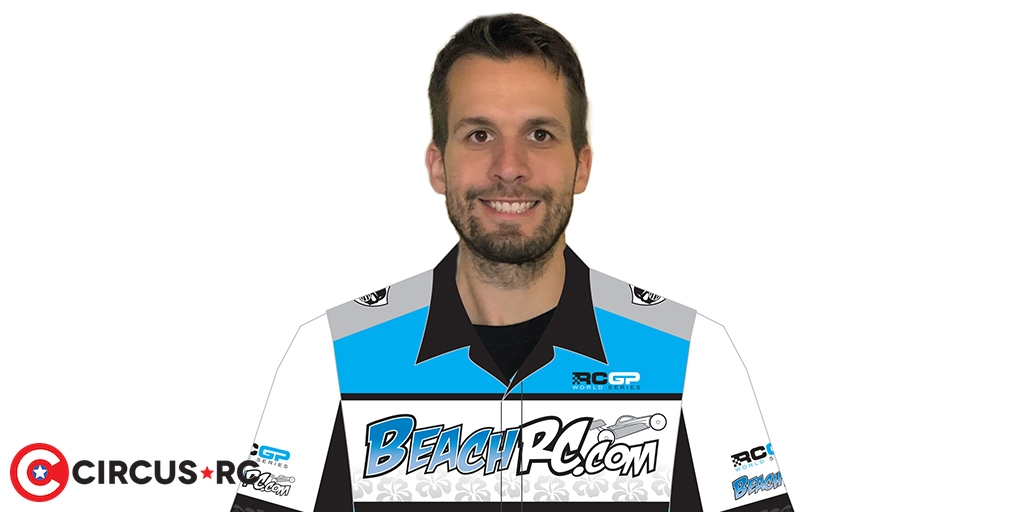 Ryan Lutz first named driver for BeachRC.com Wild Card Team at U.S. RCGP