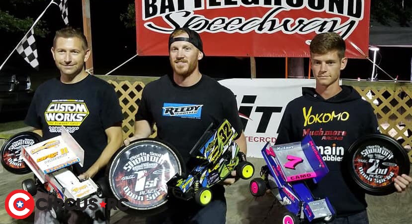 Tyler Keel TQs & Wins at 2019 North/South Shootout