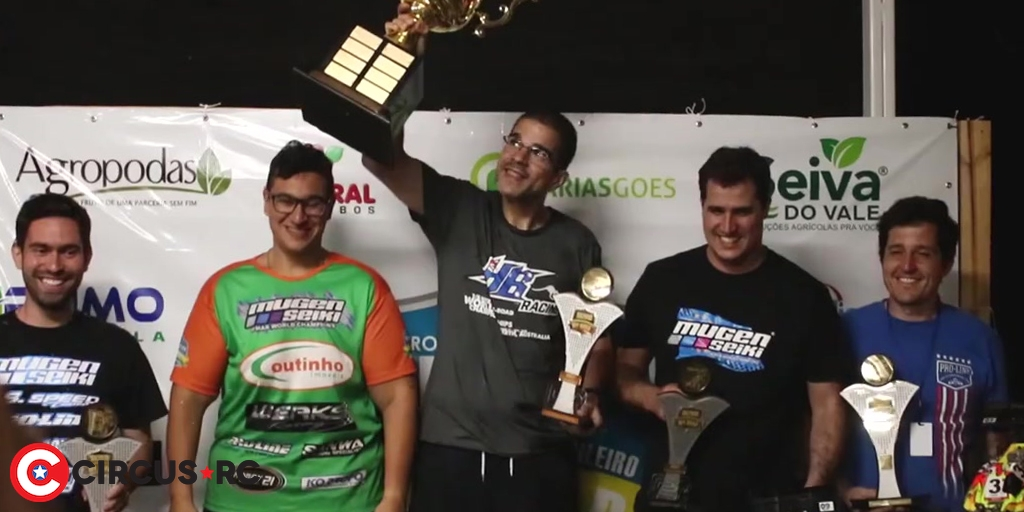 Henrique Winik takes 8th Brazilian Nitro Buggy title