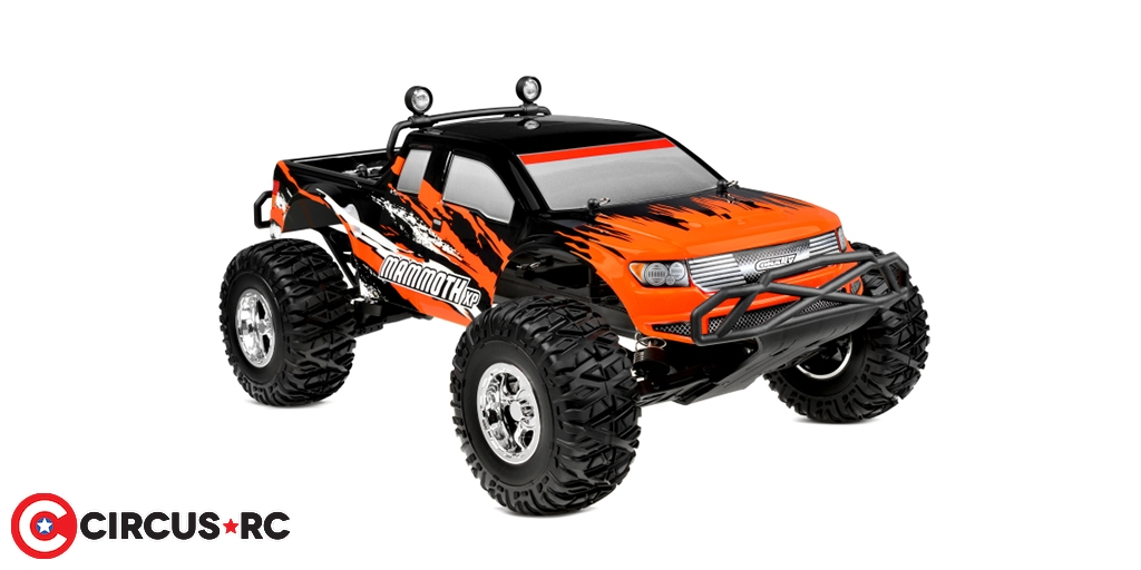 Team Corally Mammoth XP 2WD Monster Truck RTR