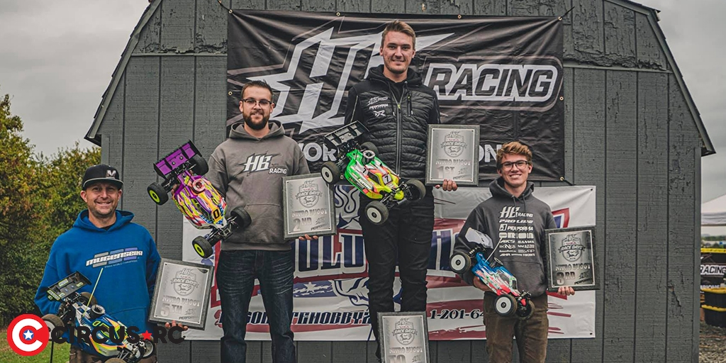David Ronnefalk wins at HB Race Days USA