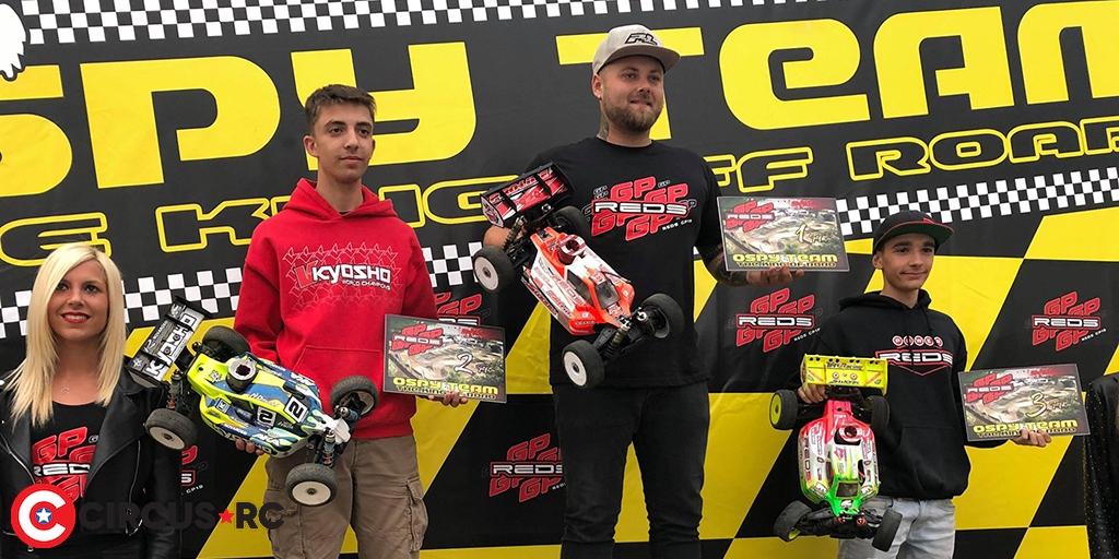 Elliott Boots TQs & Wins at REDS GP'19